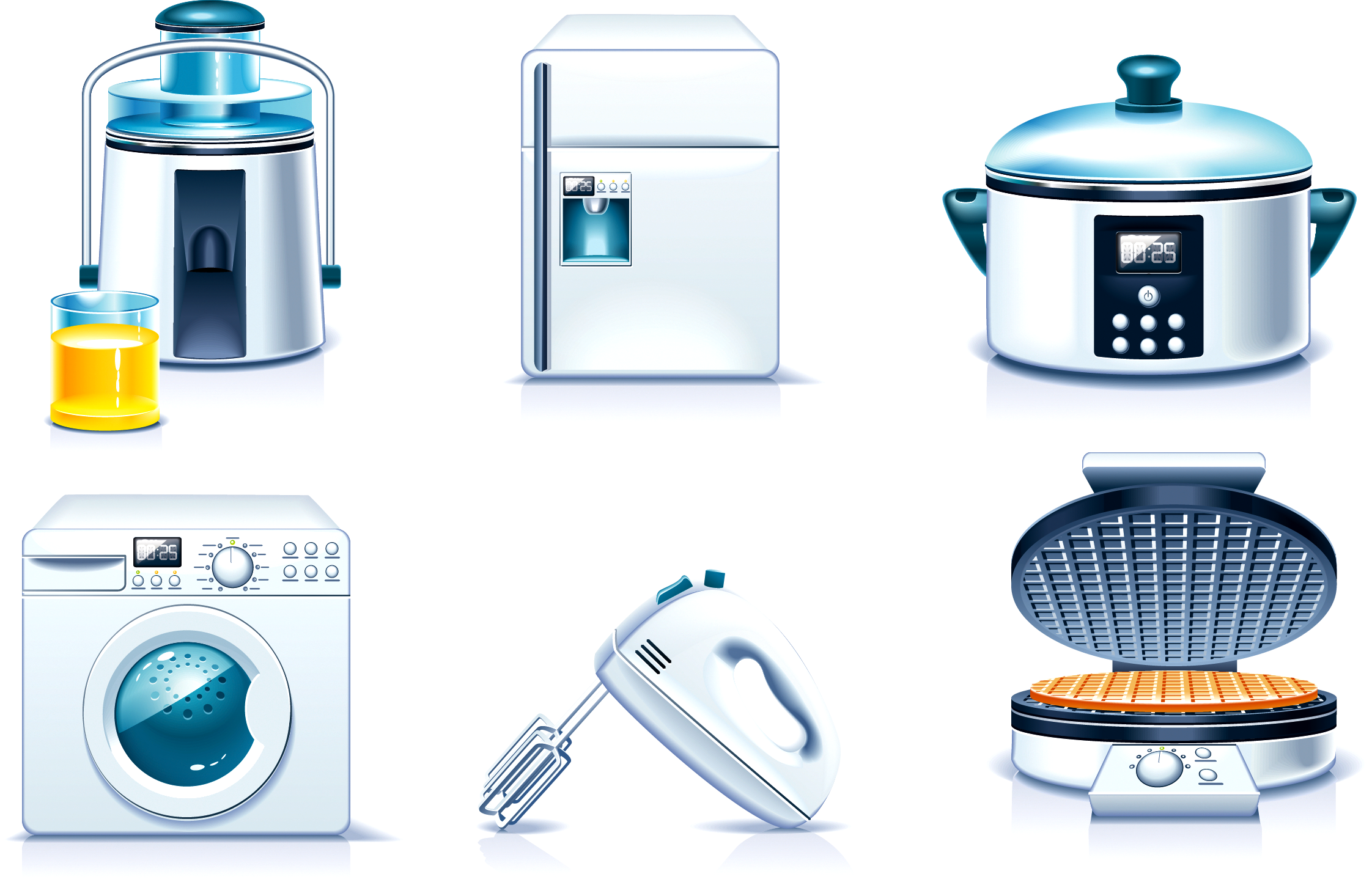 Clipart kitchen kitchen appliance. Home stock photography royalty