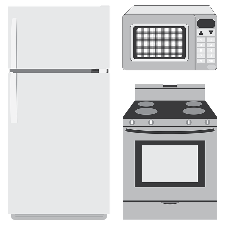 Clipart kitchen kitchen appliance. Maintenance tips and tricks