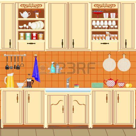 Clipart kitchen kitchen cabinet. Station