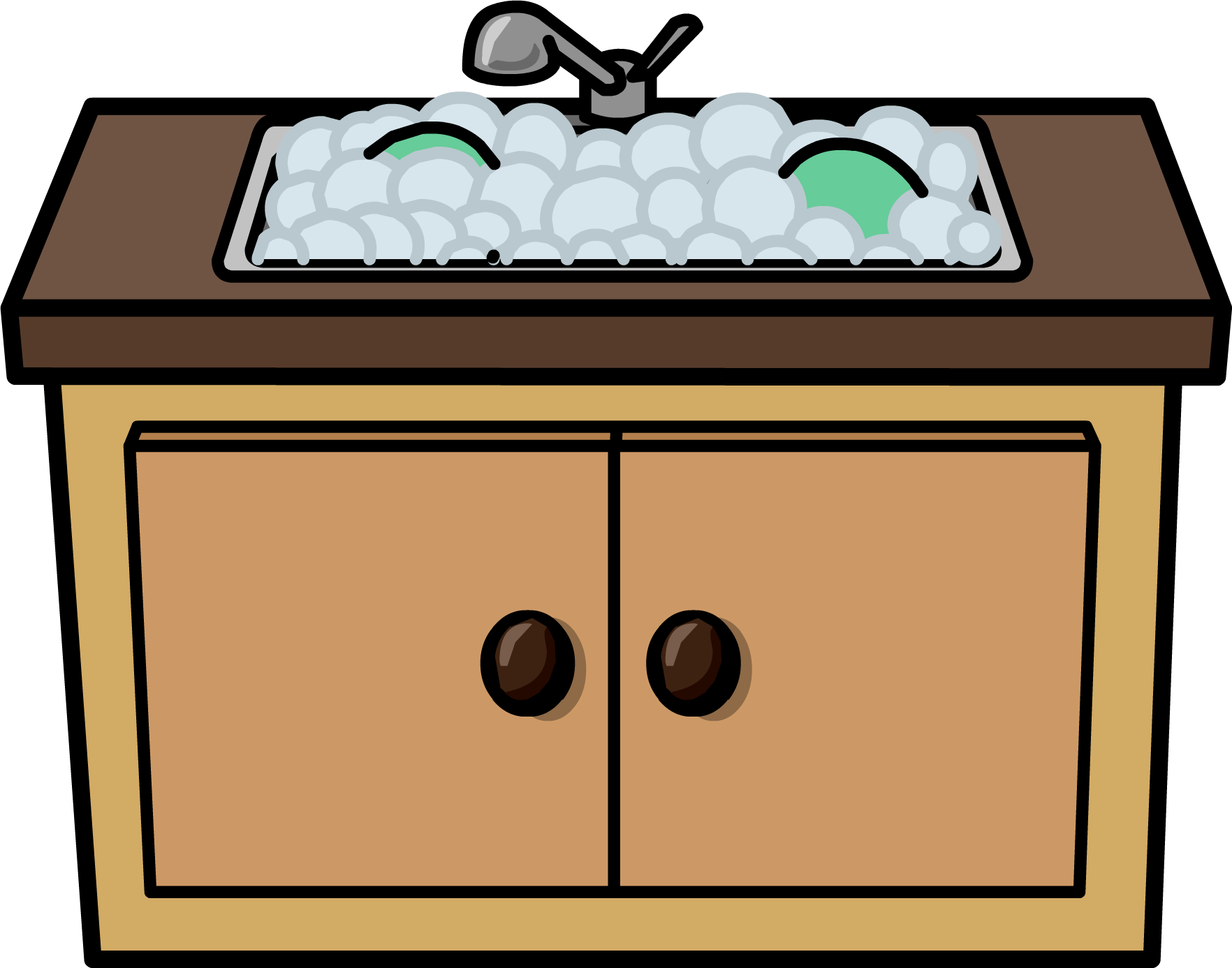 Win clipart kitchen window. Image sink sprite png