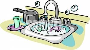 Free download best . Clipart kitchen kitchen sink