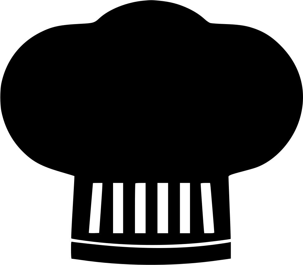 Chef restaurant chefhat cap. Kitchen clipart commercial kitchen