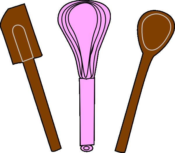 Clipart kitchen spatula. Equipment clip art at