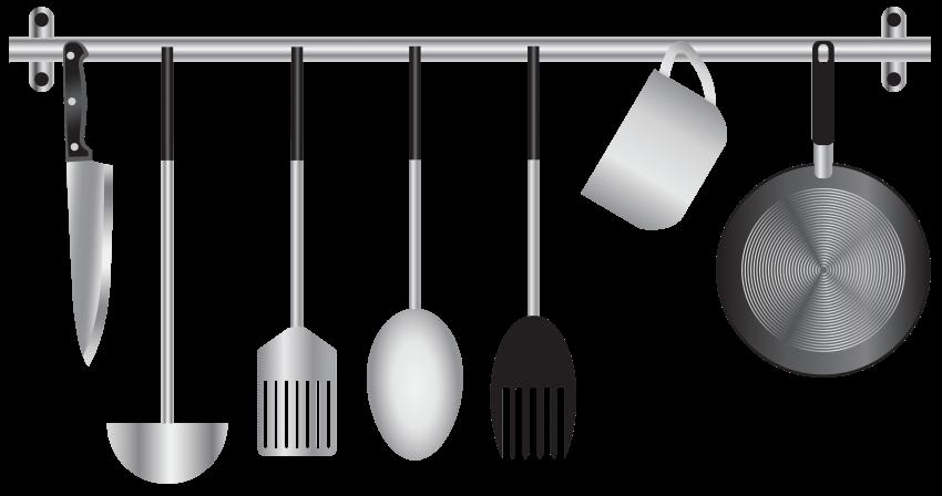 Clipart kitchen spatula. Set png free images
