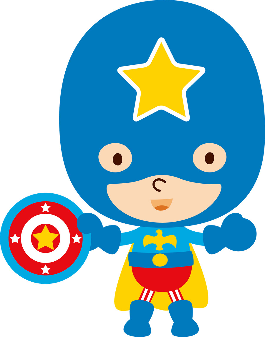 Mall clipart cute. Super her is minus