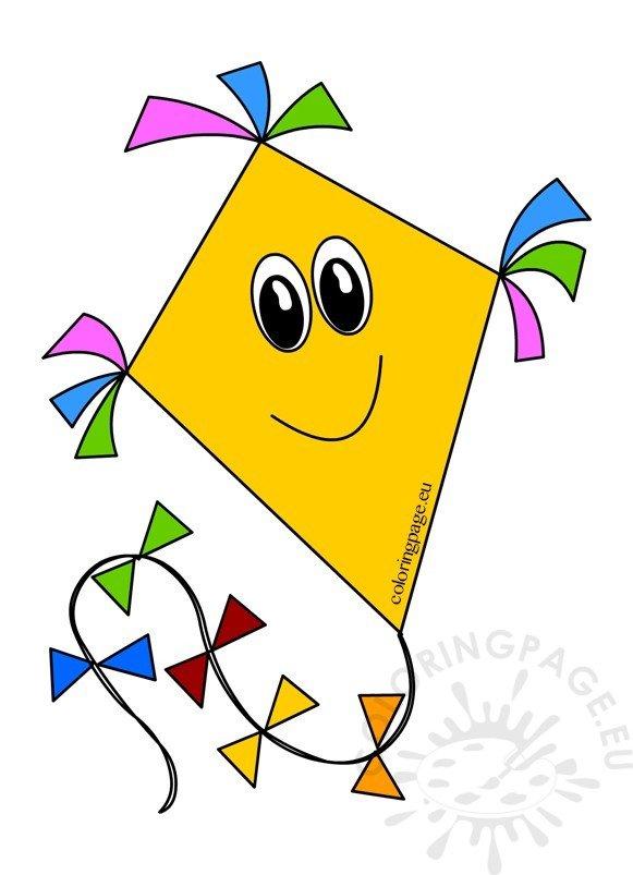 Kite Clipart Cartoon Kite Cartoon Transparent Free For Download