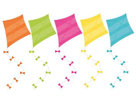 Border clip art falcones. Clipart kite five
