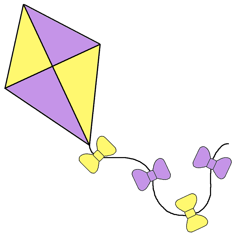 Clipart Kite Flew Clipart Kite Flew Transparent Free For Download