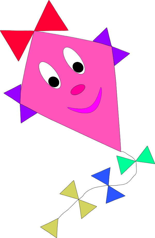 Kite clipart girl holding. Clip art cliparts co