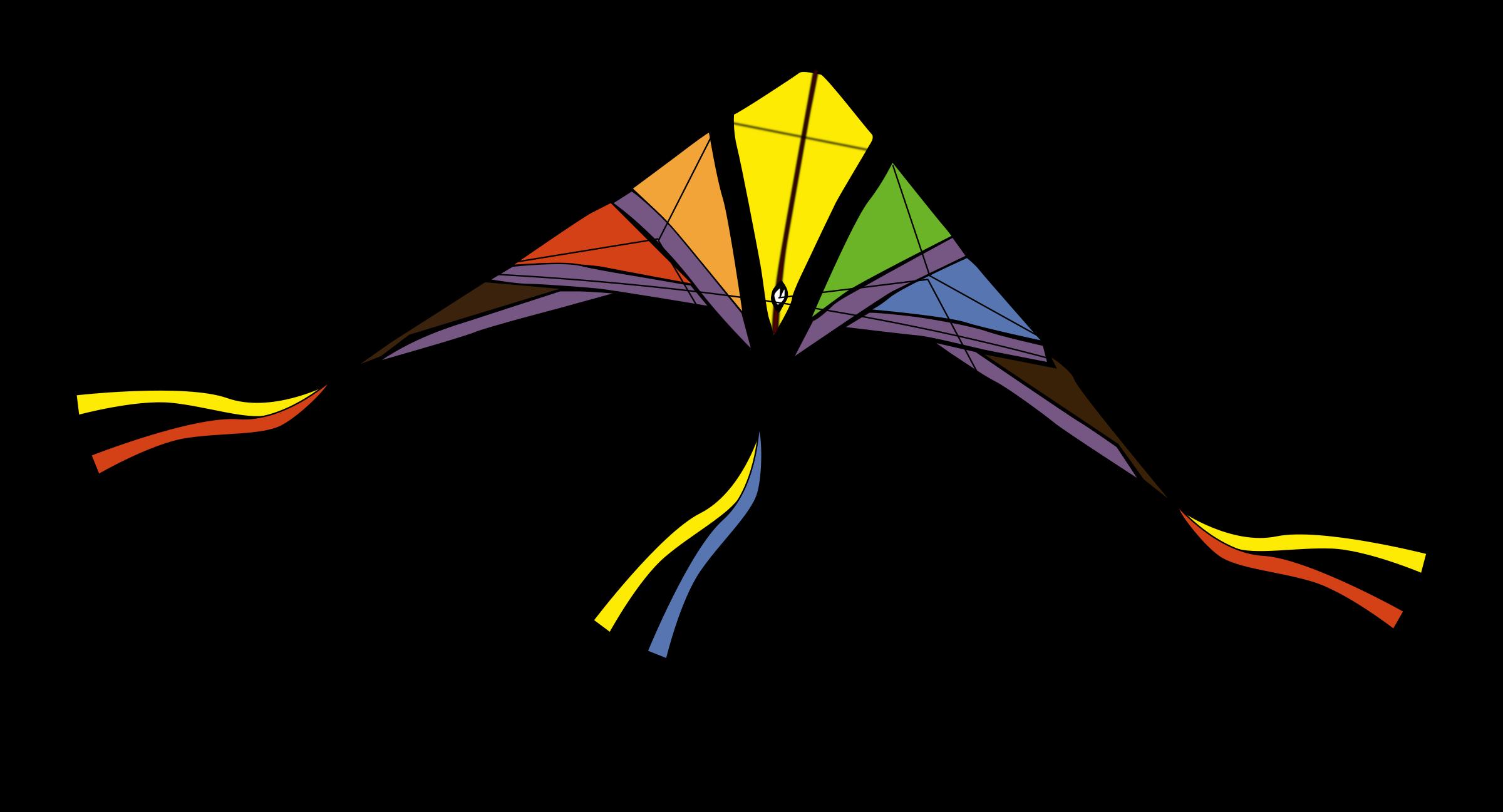 . Clipart kite kite chinese