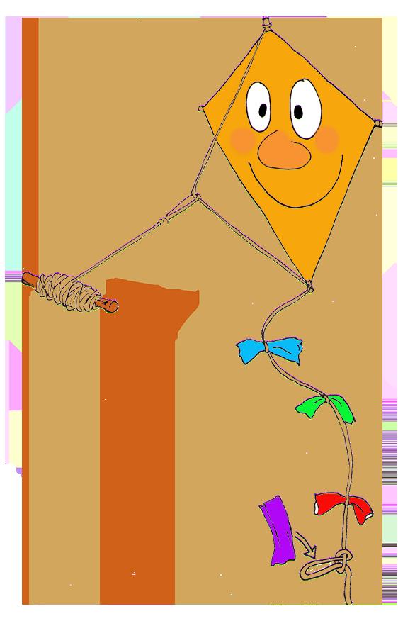 Kite many