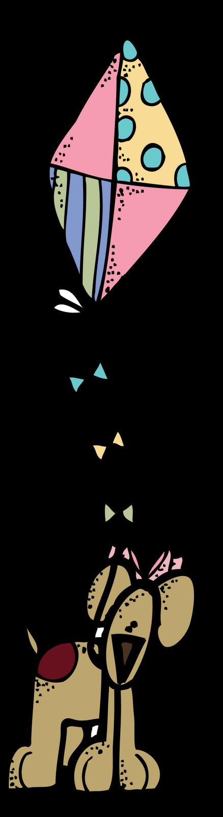 Kite stem