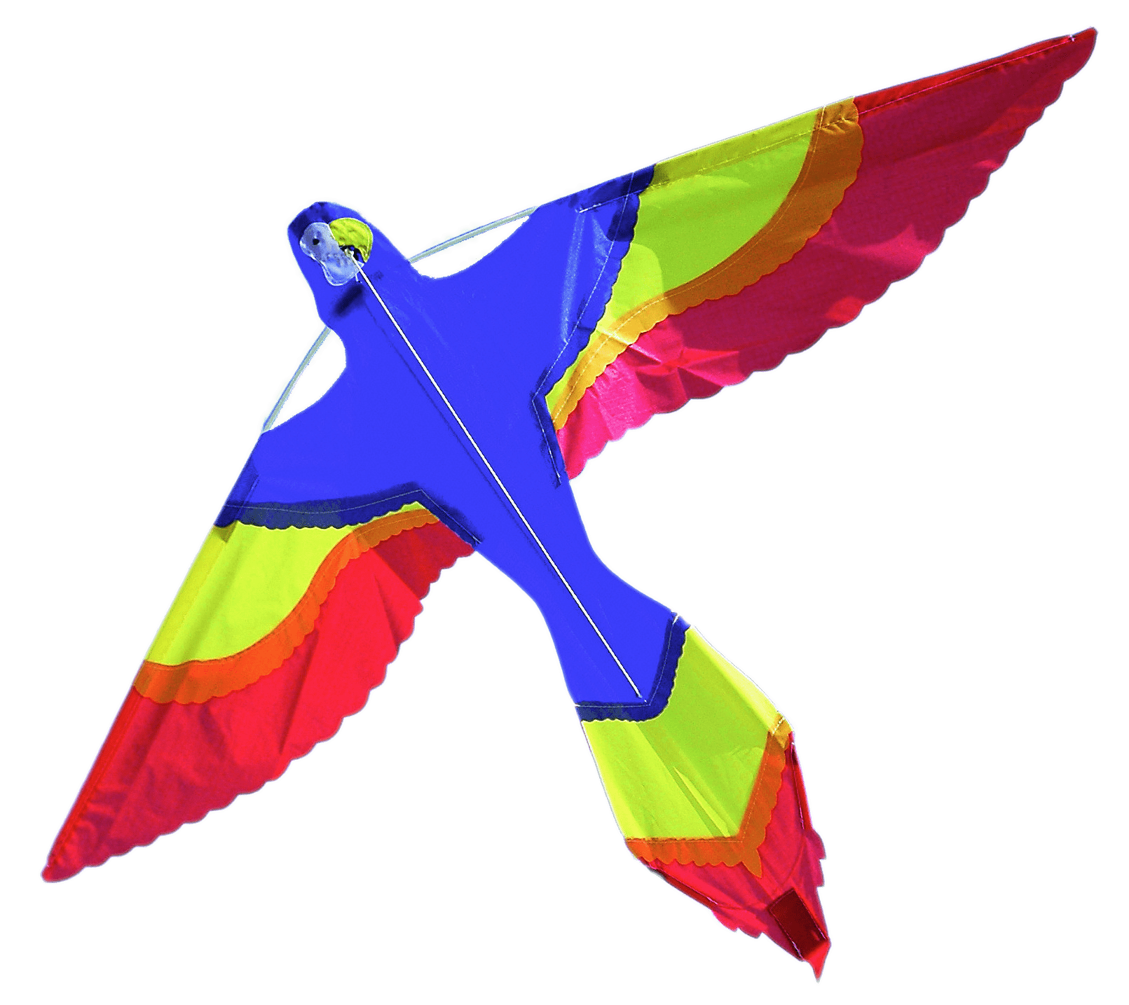 Parrot Kite transparent PNG