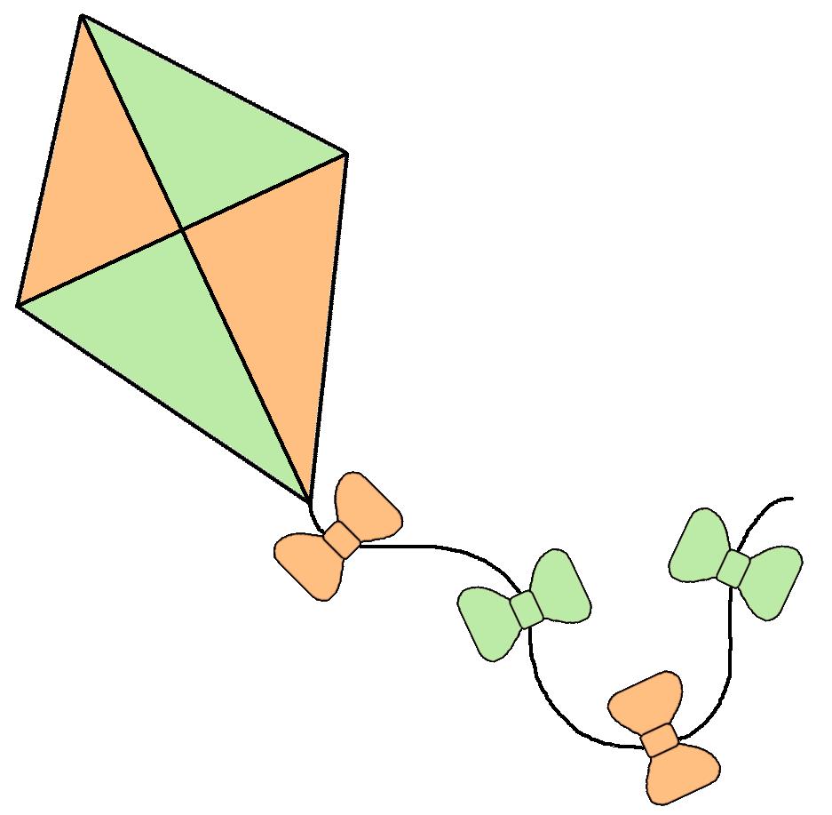 Kite triangle