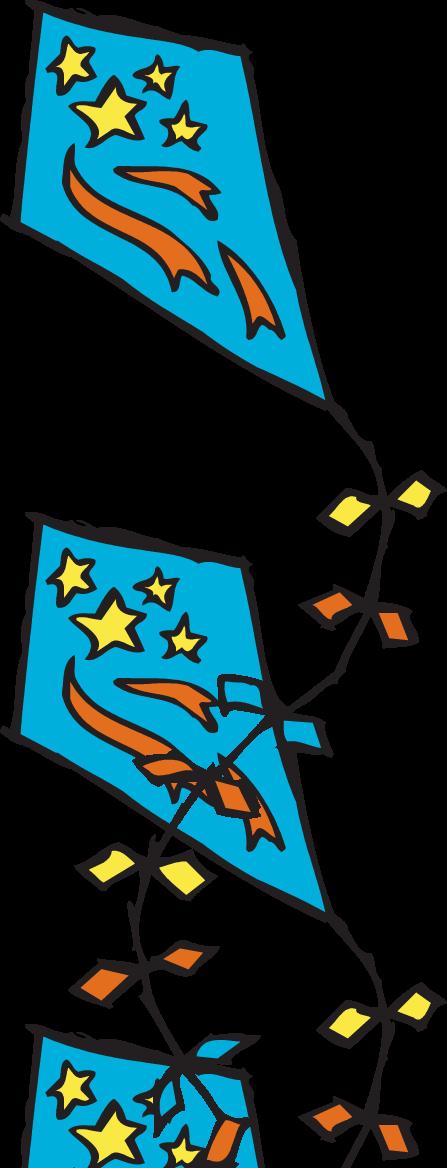 kite clipart kite shape