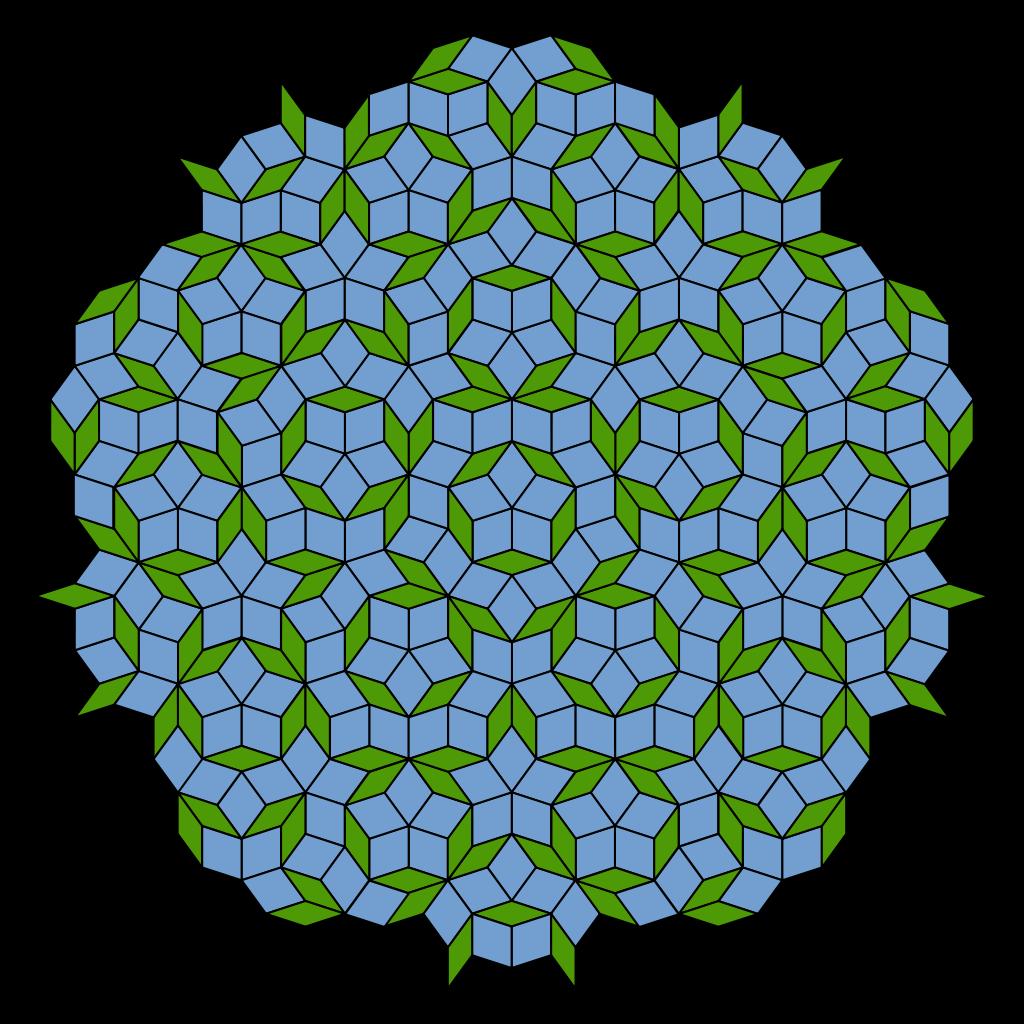 Penrose tiling wikipedia. Floor clipart tile design