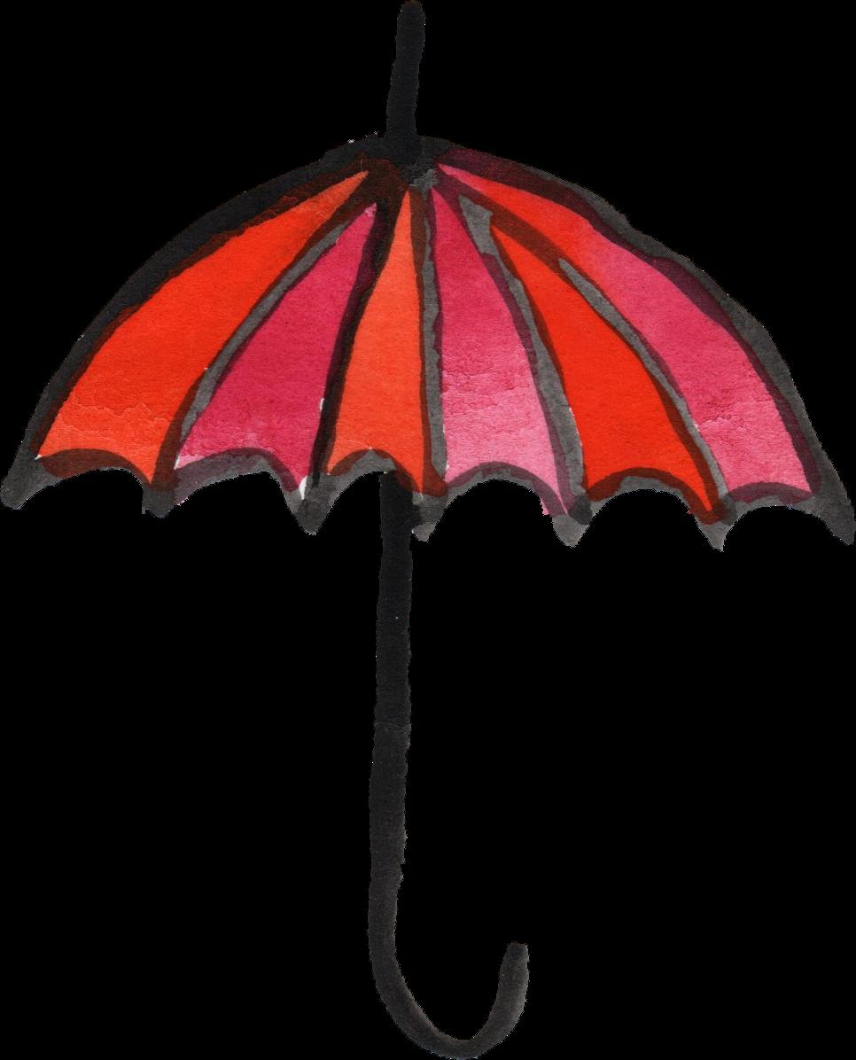 Clipart kite watercolor. Load stickpng umbrella stickers