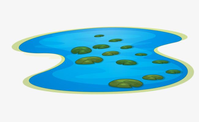 Lake clipart. A lotus png image