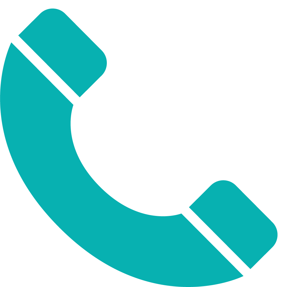 Telephone call number icon. Lake clipart blue lake