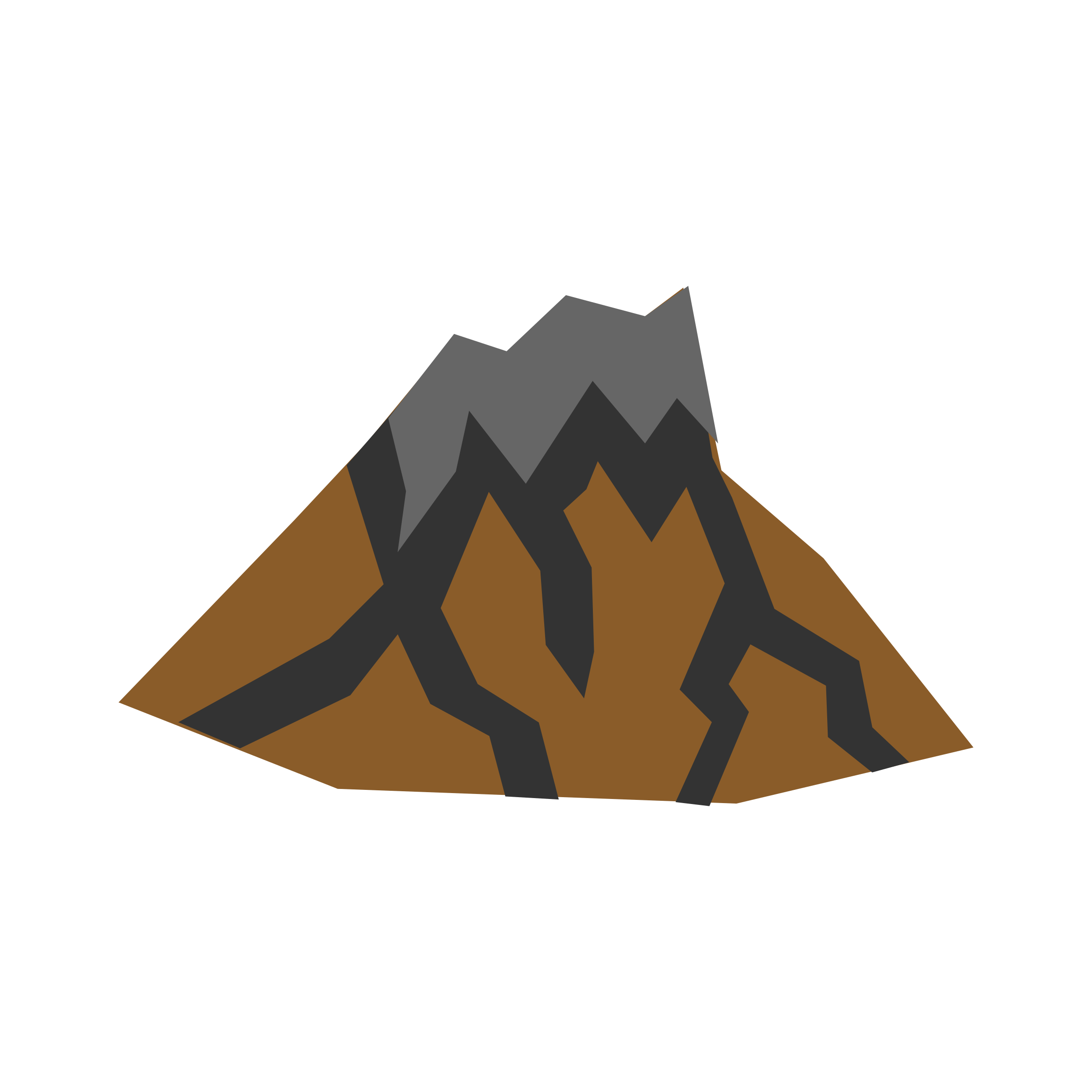 collection of png. Clipart mountain volcano