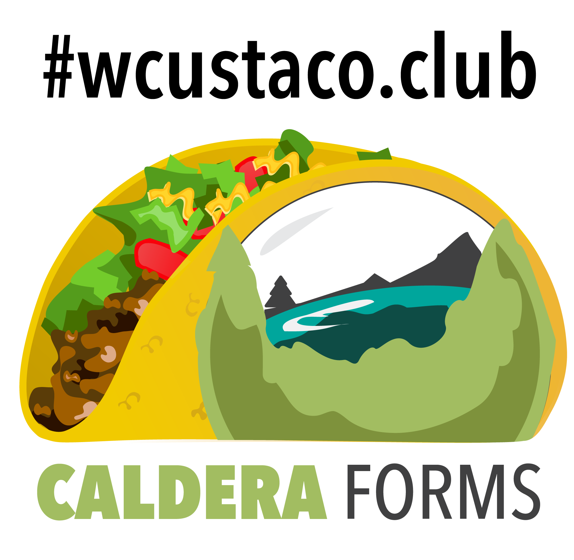Forms community archives page. Lake clipart caldera