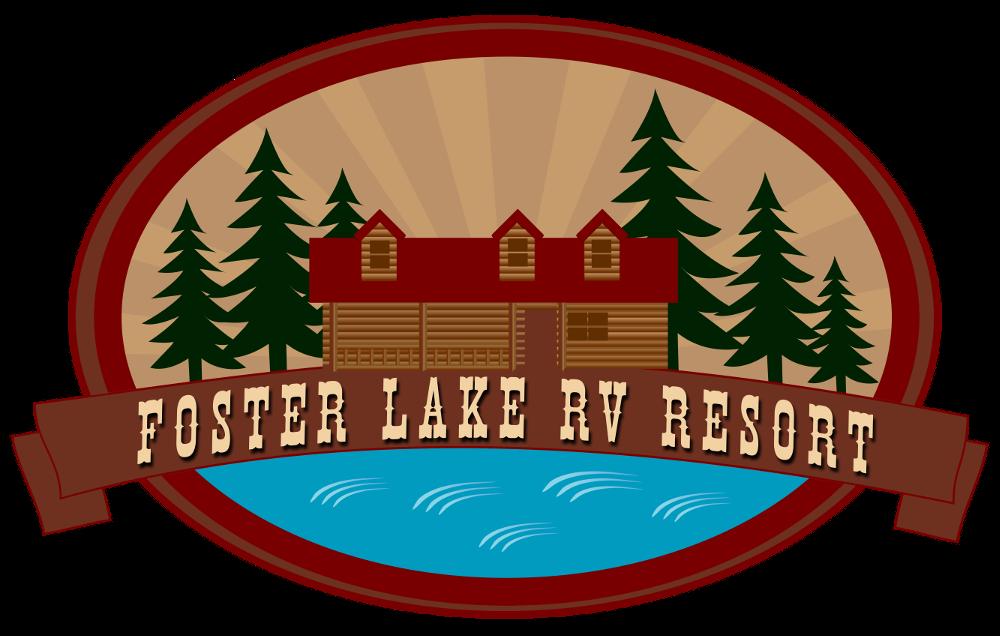 Foster rv resort . Clipart lake camp lake