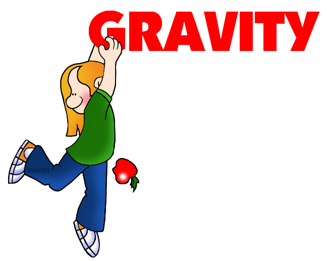 Science clip art by. Jump clipart gravity force