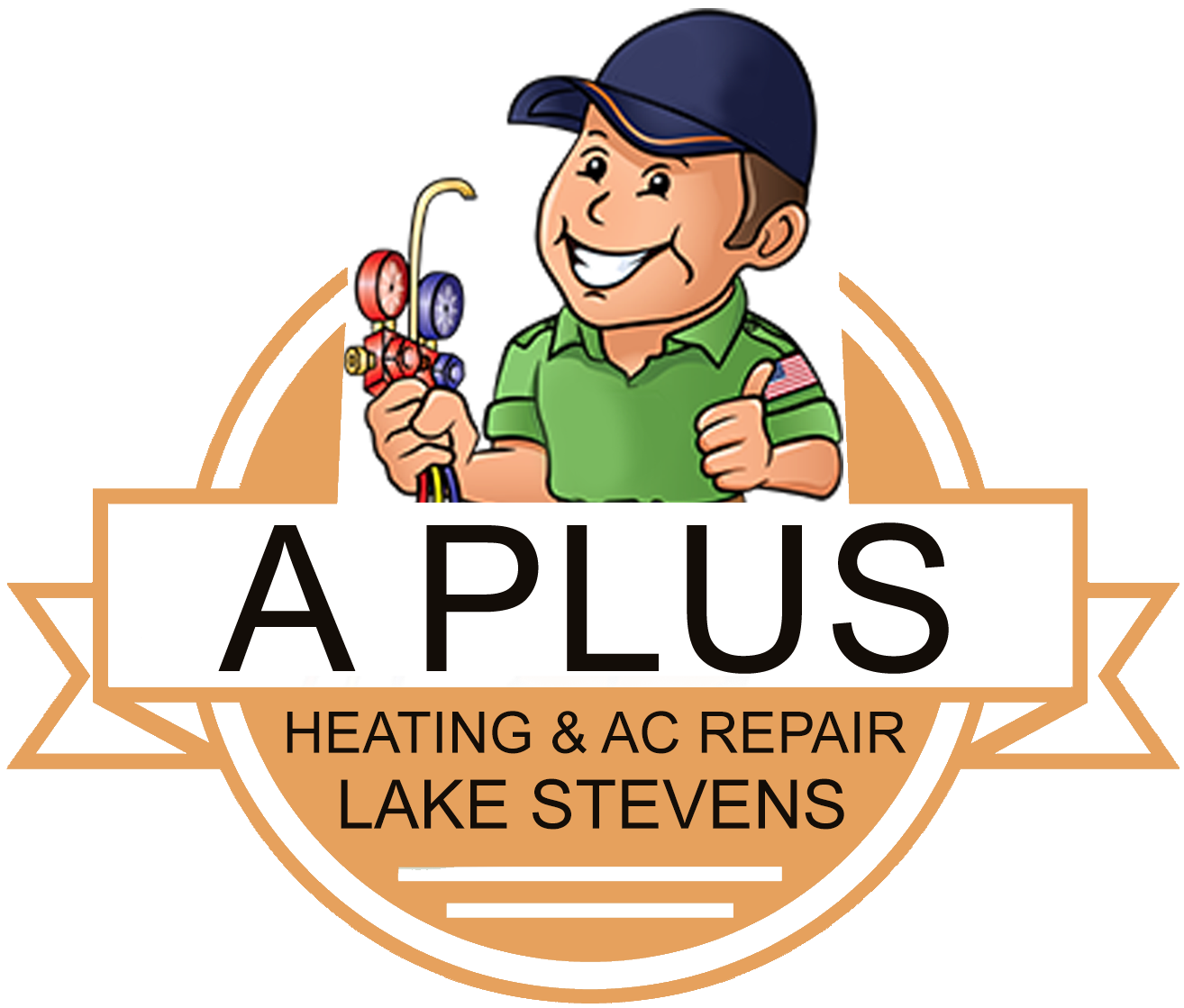 Heating and air conditioning. Lake clipart dirty lake