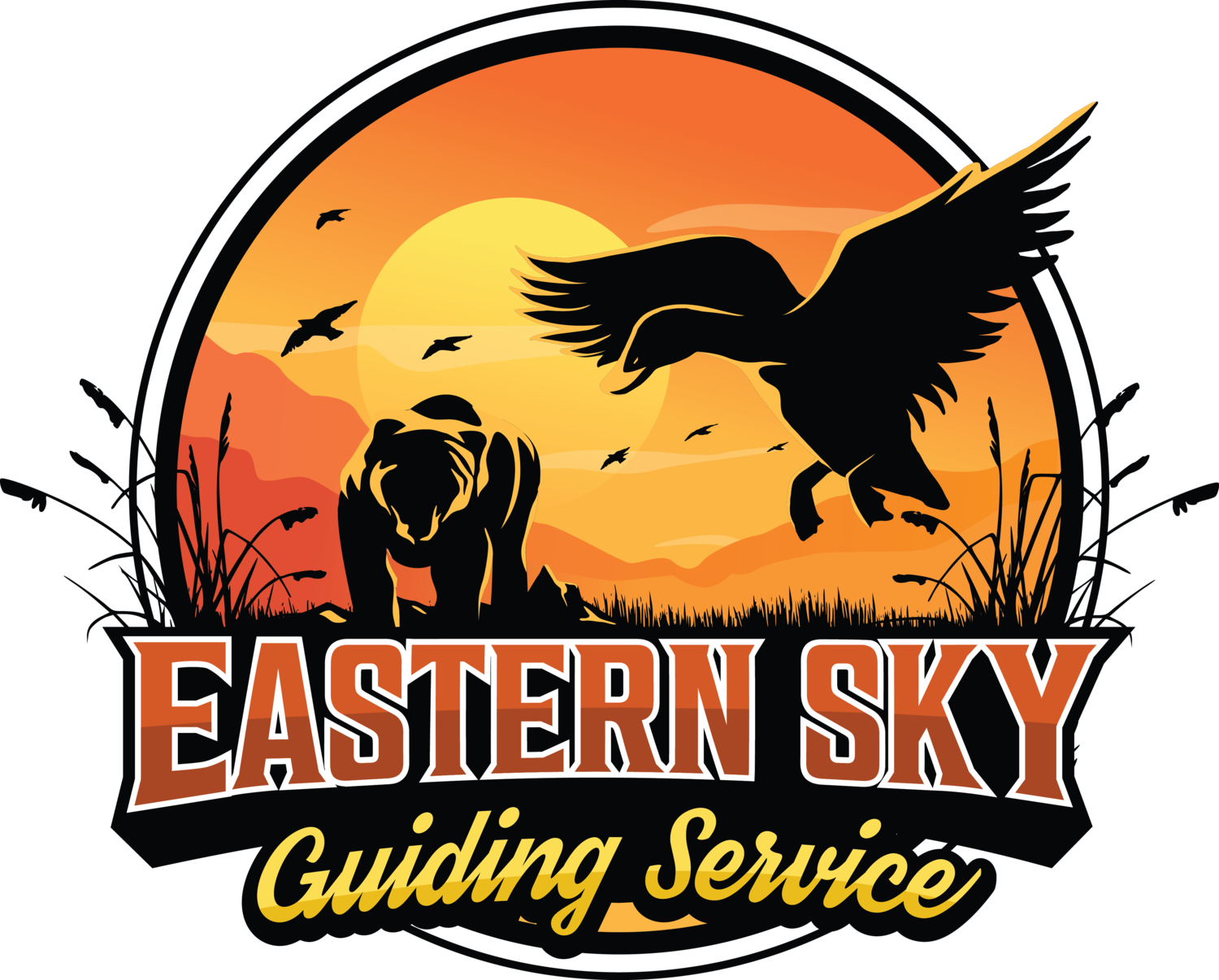 Hunter clipart waterfowl hunting. Eastern sky world class