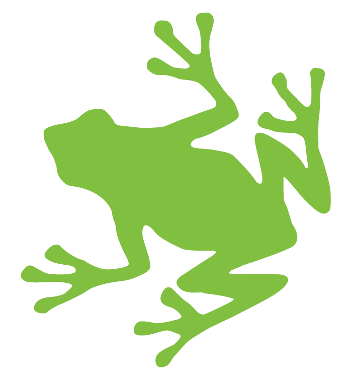 Graphic desktop backgrounds style. Lake clipart frog pond