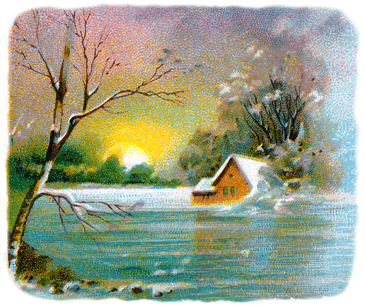 Lake clipart frozen lake. Clip art library