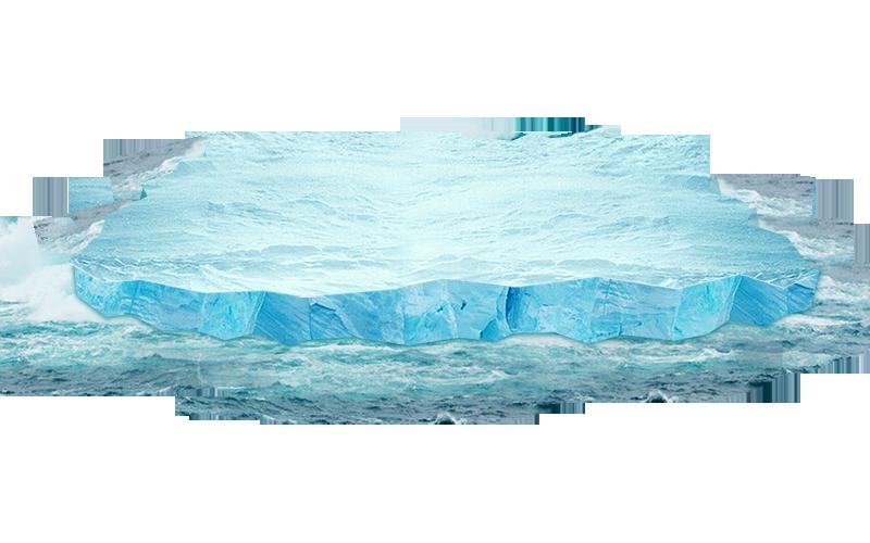 Lake clipart sea. Ice cube clip art