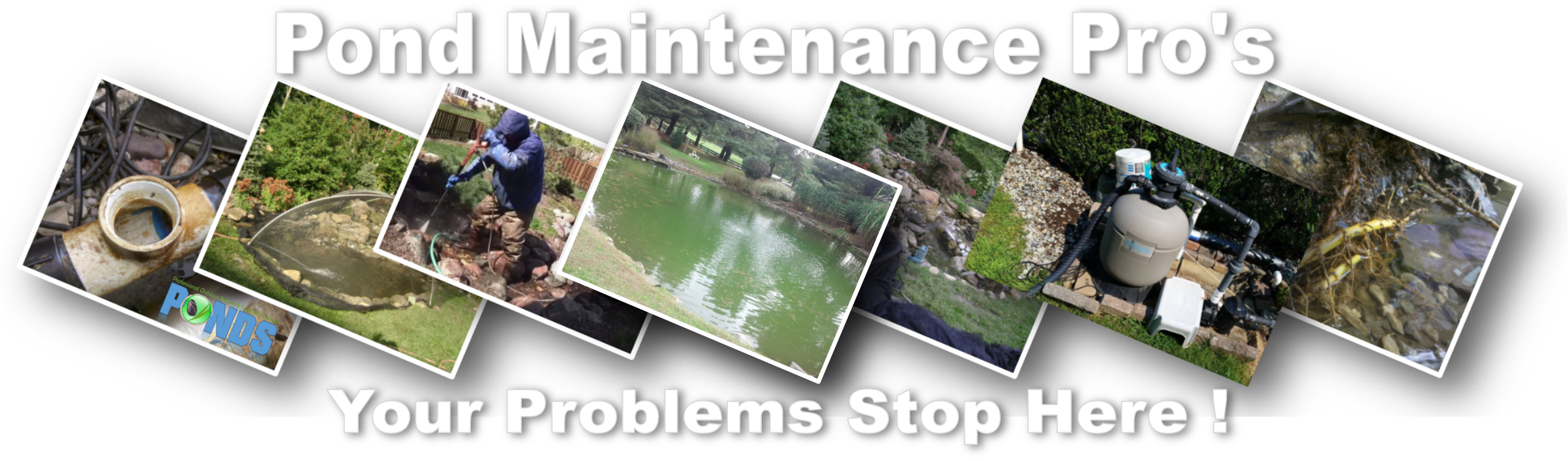 Maintenance repair renovation services. Lake clipart garden pond