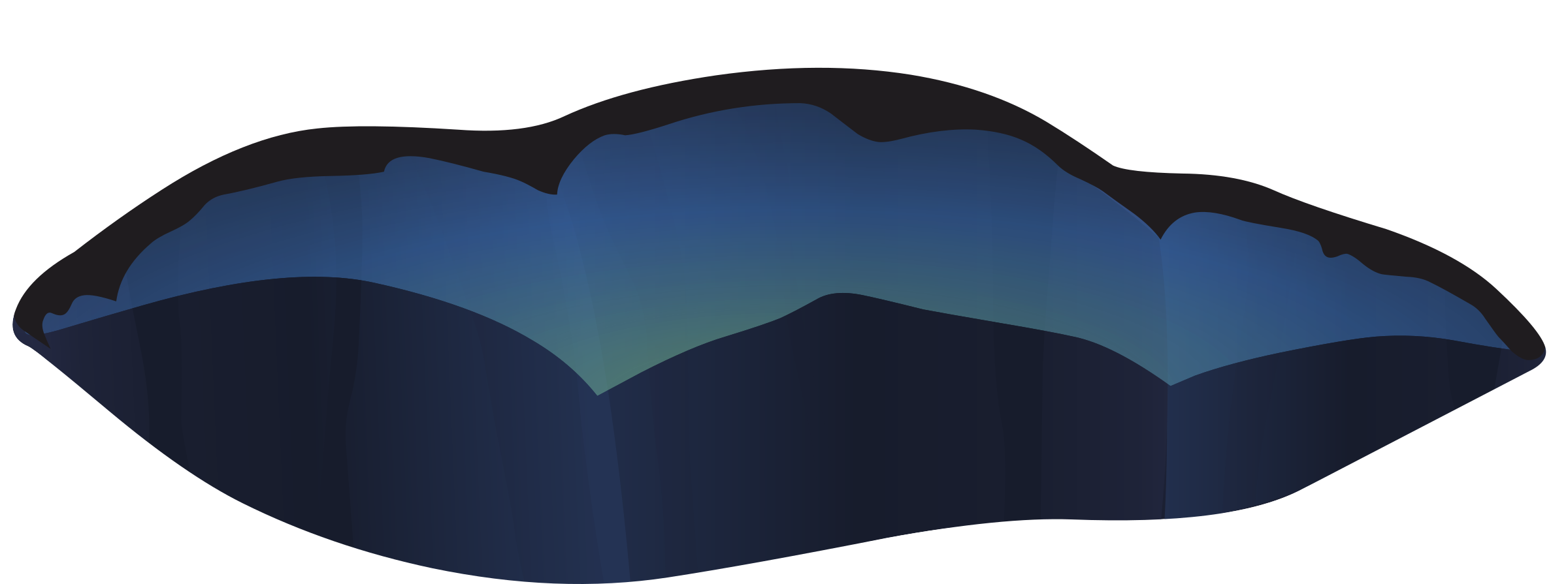 Ilmenskie cave gr icons. Hole clipart big