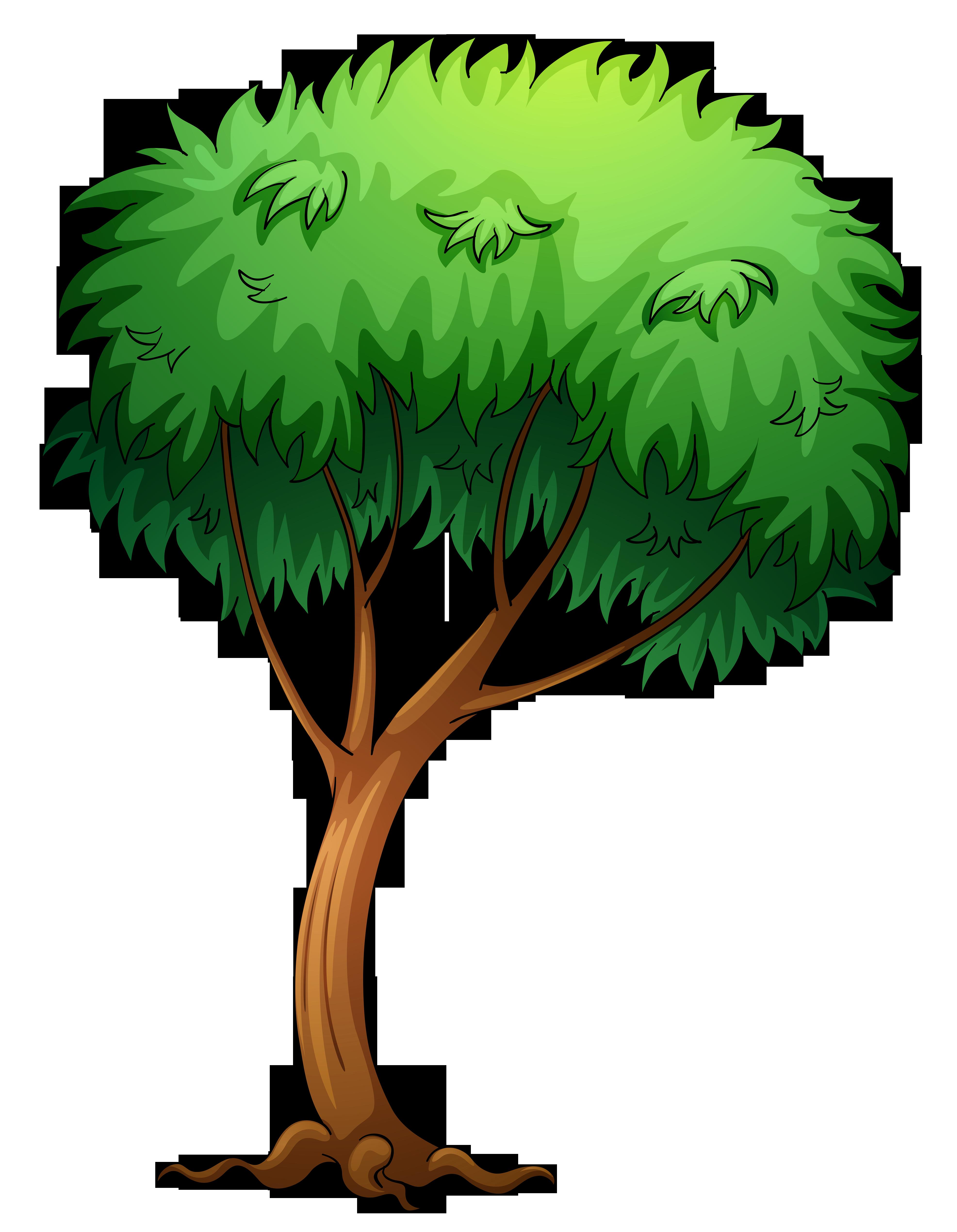 Lake clipart trees. Willow tree cartoon group