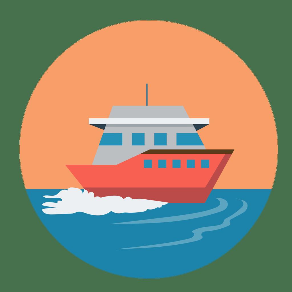 Long island resort hotel. Lake clipart lake boat