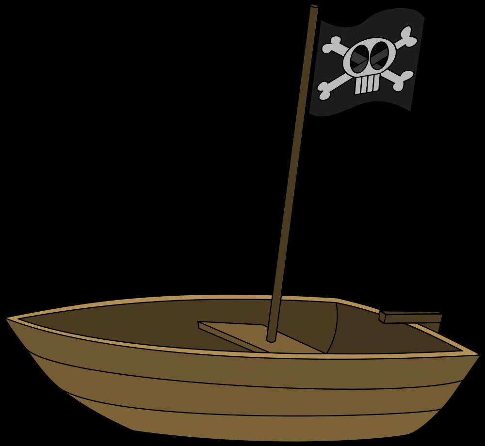Clipart lake lake boat. Onlinelabels clip art pirates