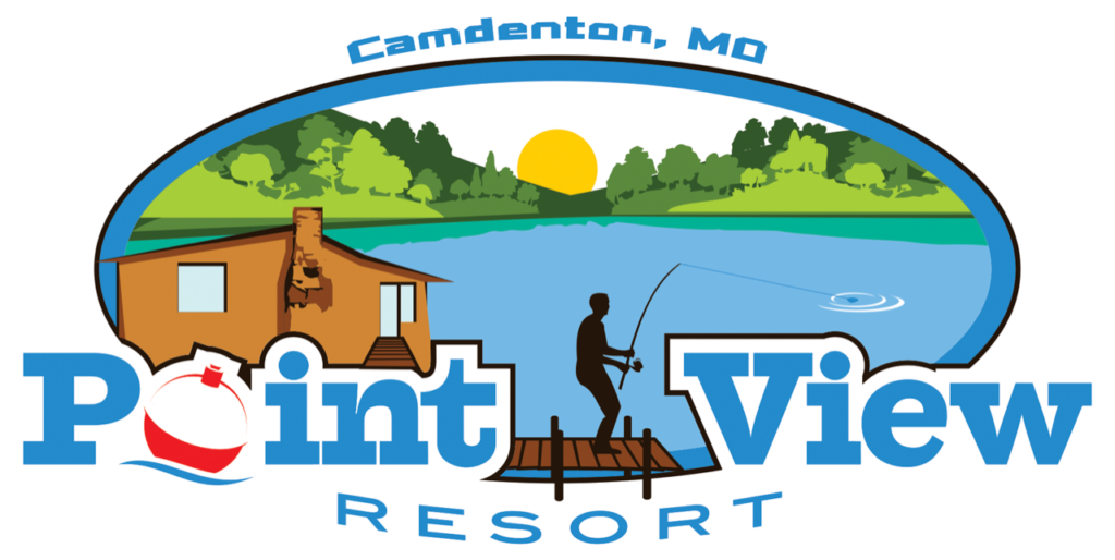 Point view resort in. Lake clipart vacation lake