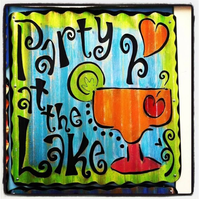 Pin on life . Lake clipart lake party