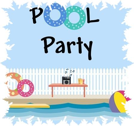 Lake clipart lake party. Pool golfside clip art