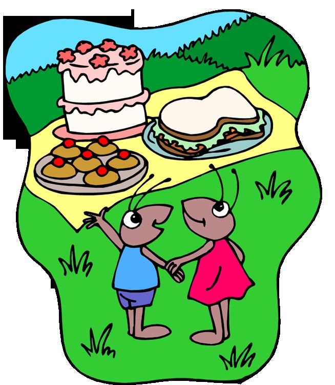 Free picnic download clip. Hill clipart over hill