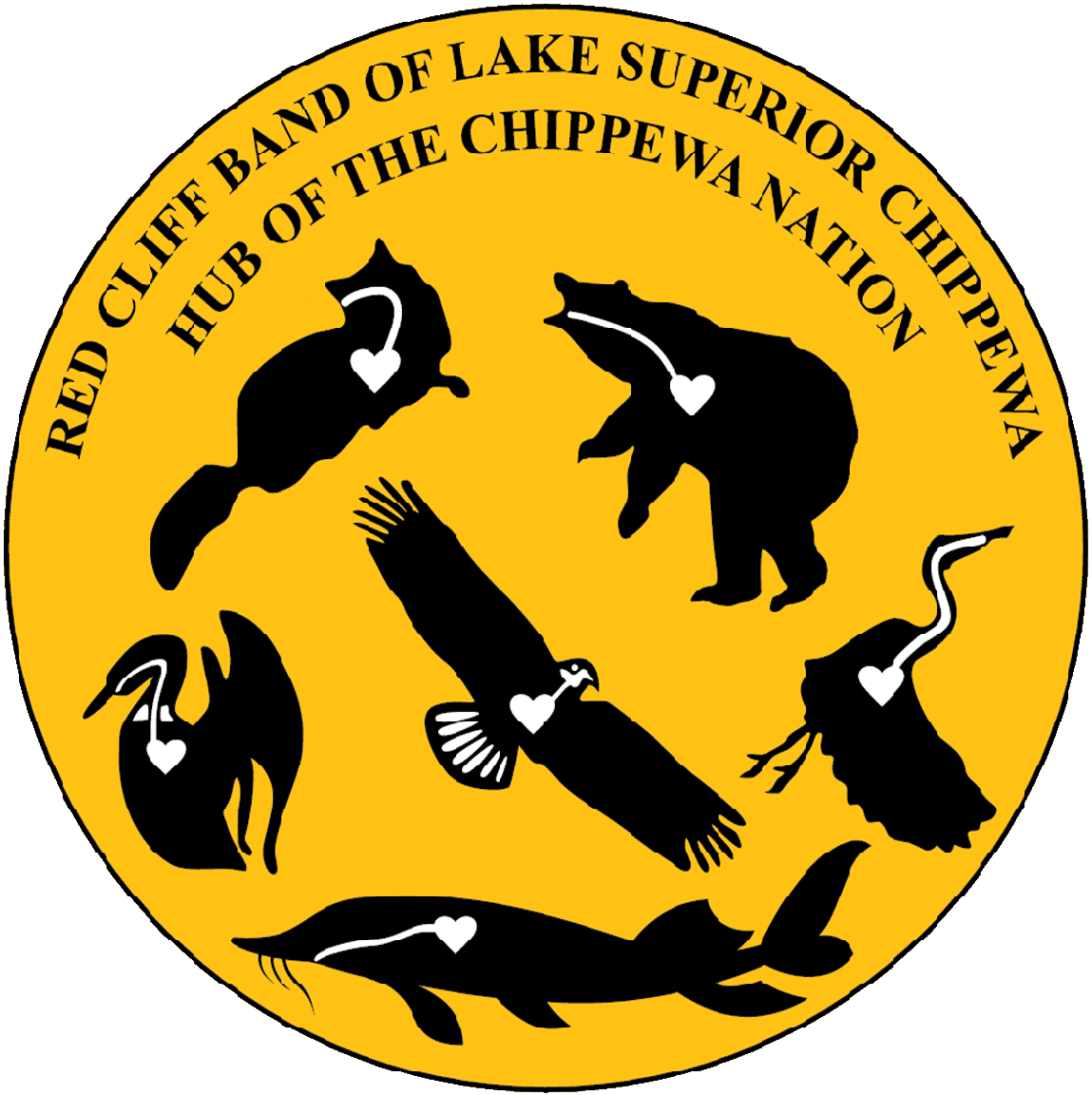 Red cliff band of. Lake clipart lake superior