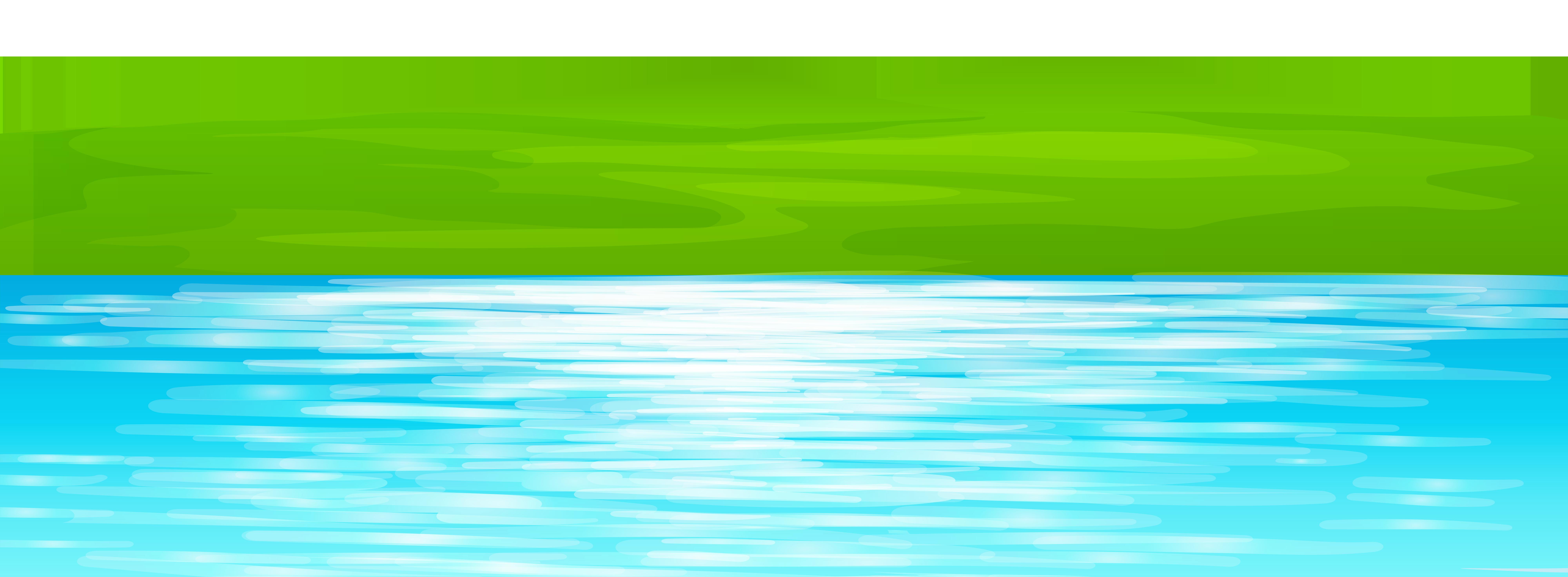 Lake clipart lake swimming. Water resources green pool