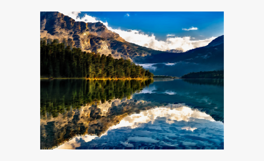Lake clipart landscape canada. Nature beautiful pictures in