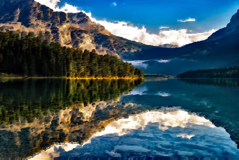 Nature background . Lake clipart landscape canada