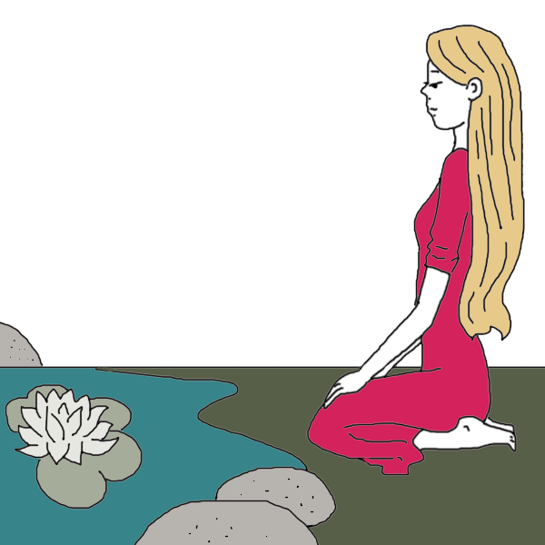 Lake clipart lily pad pond. Water dream dictionary interpret
