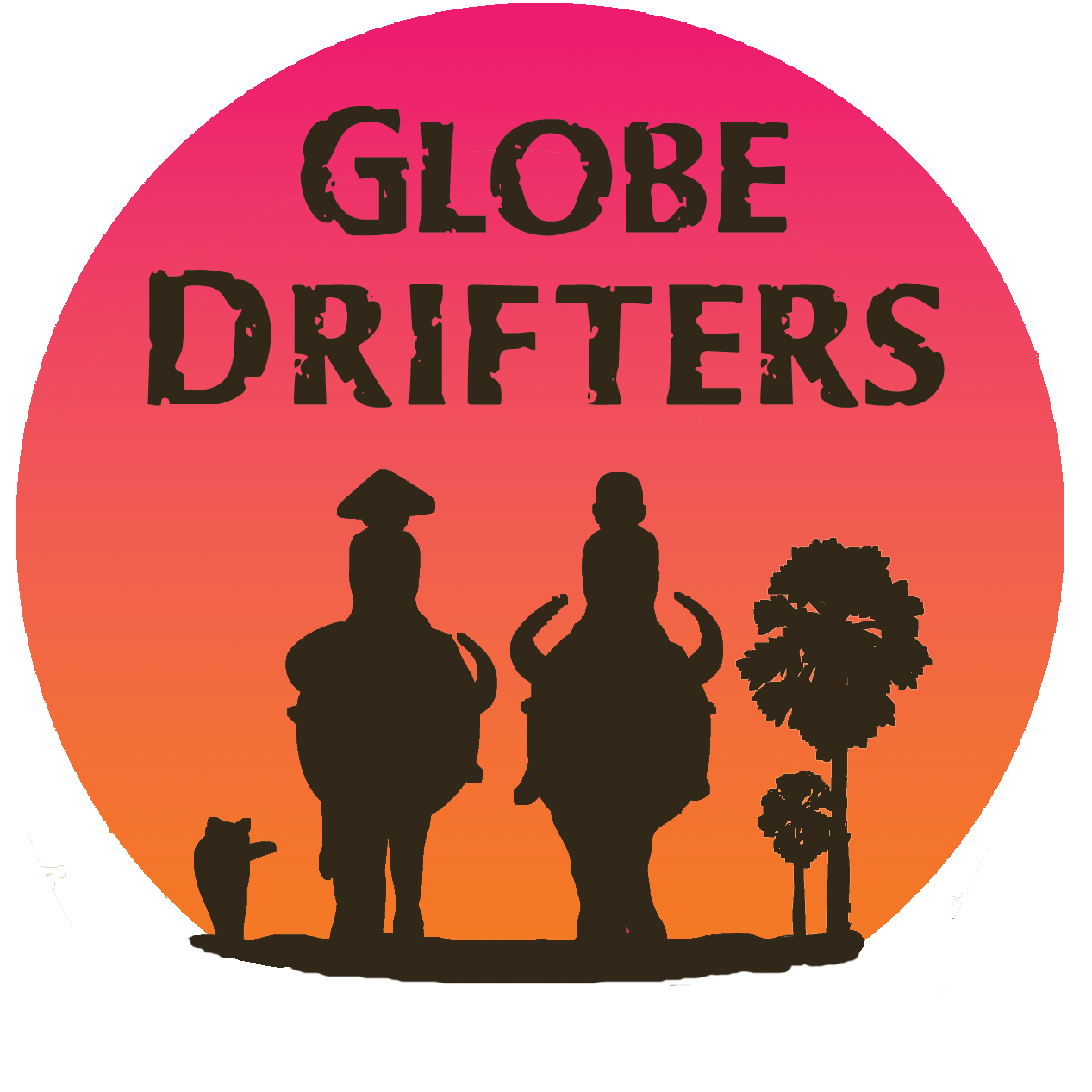 Lake clipart national park sign. Globe drifters on twitter