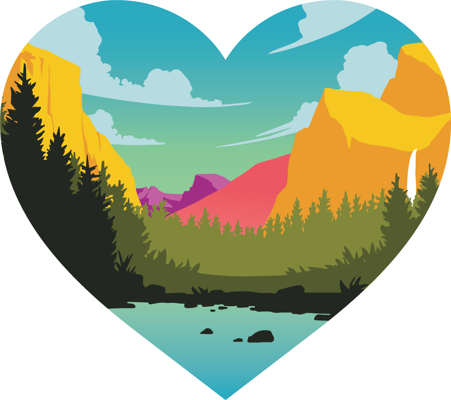 Find your park national. Environment clipart love environment