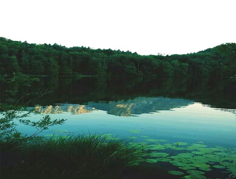 Lake clipart nature. Png transparent pond by