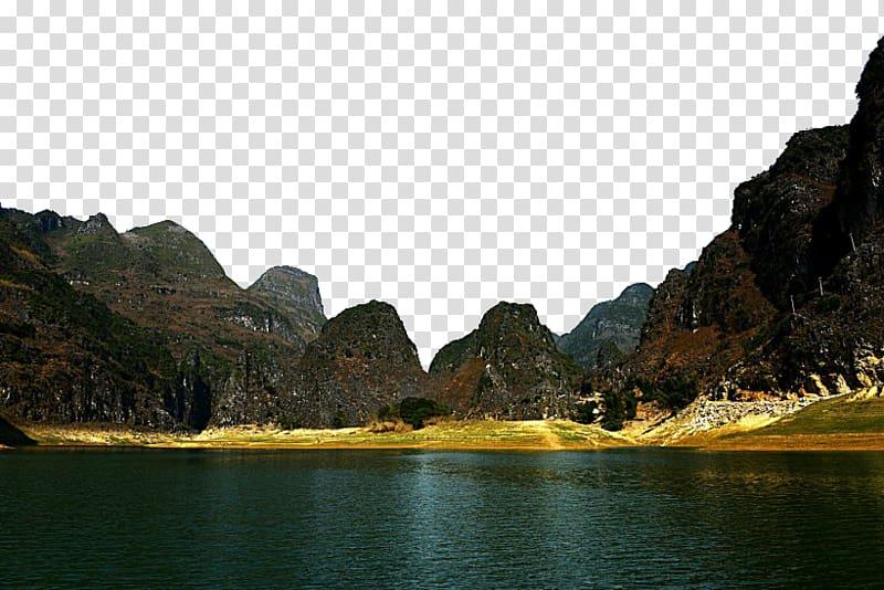 Lake clipart scenic. Chengbi river jinchuan county